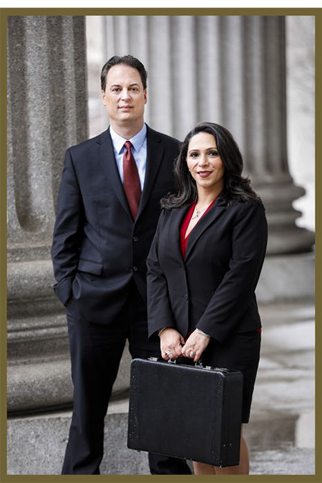 Ogen and Sedaghati Attorneys page
